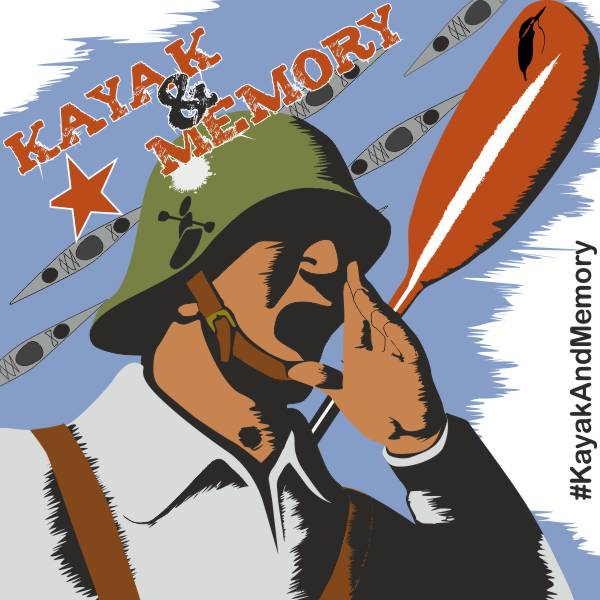 cartell digital del Kayak and Memory